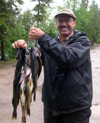 Ontario Trophy Walleye Fishing Pasha Lake Cabinspasha